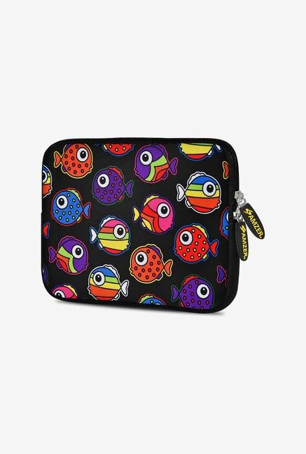 Amzer 7.75 Inch Neoprene Sleeve - Rainbow Fish