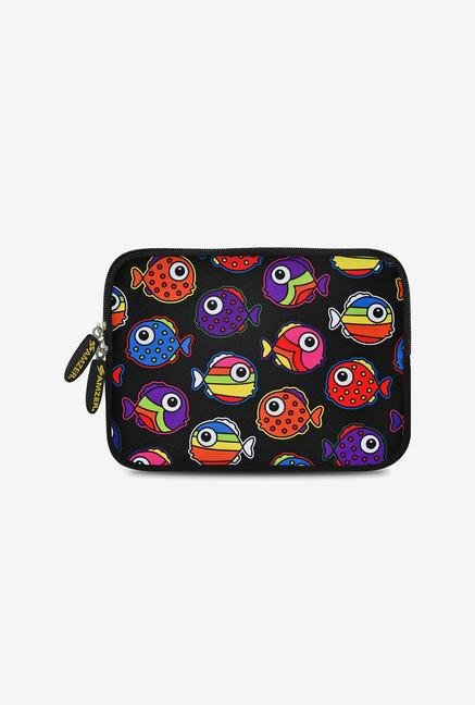 Amzer 10.5 Inch Neoprene Sleeve - Rainbow Fish