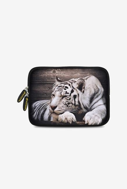 Amzer 10.5 Inch Neoprene Sleeve - Tiger Thoughts
