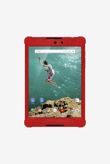 Amzer Silicone Skin Jelly Case Red for Nexus 9