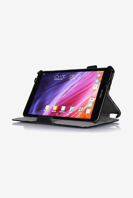 Amzer Shell Portfolio Case Black for MeMO Pad