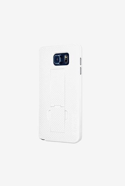Amzer Snap On Case with Kickstand White for Samsung Note 5