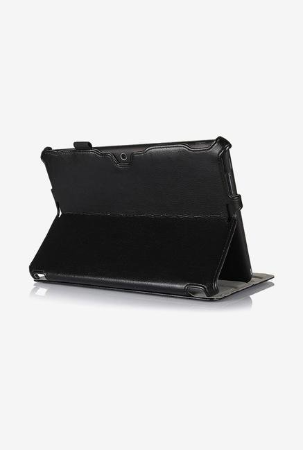 Amzer Shell Portfolio Case Black for Transformer Pad