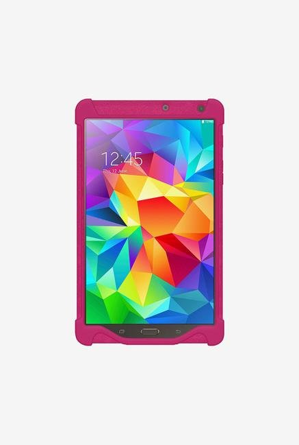 Amzer Silicone Skin Jelly Case Hot Pink for Samsung Tab S
