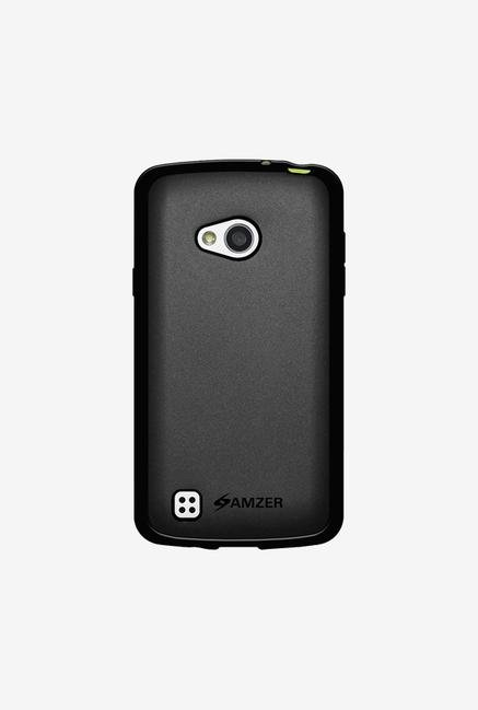 Amzer Pudding TPU Case Black for LG L50
