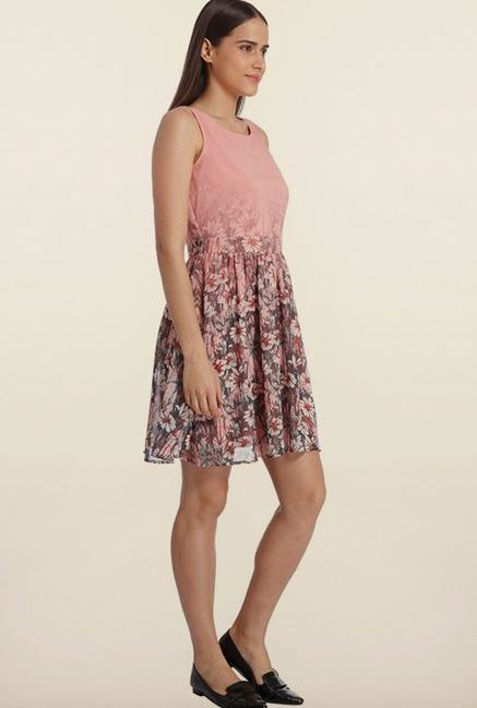 Vero Moda Pink Casual Dress