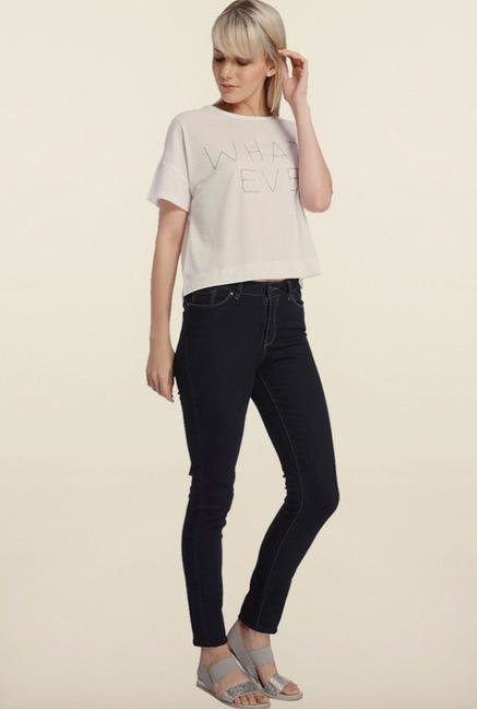 Vero Moda Snow White Printed T-Shirt