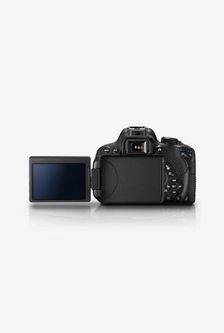 Canon EOS 700D DSLR Black (Body Only)
