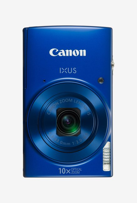 Canon IXUS 180 HS Point & Shoot Camera Blue