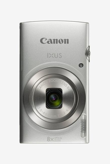 Canon IXUS 175 HS Point & Shoot Camera Silver
