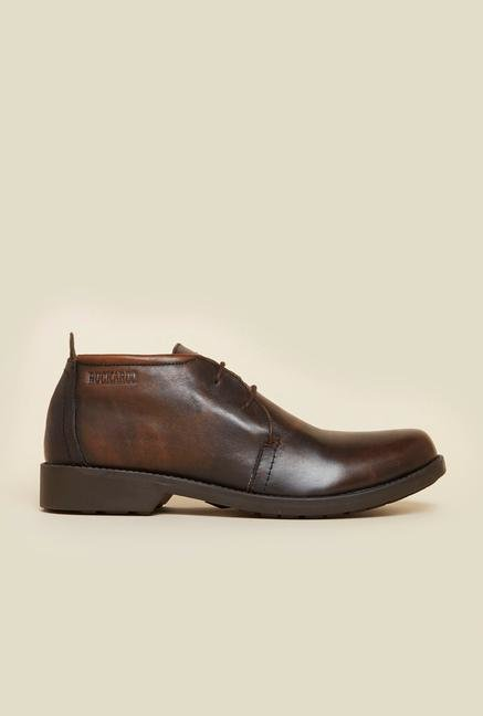 Buckaroo Portillo Tan Chukka Shoes