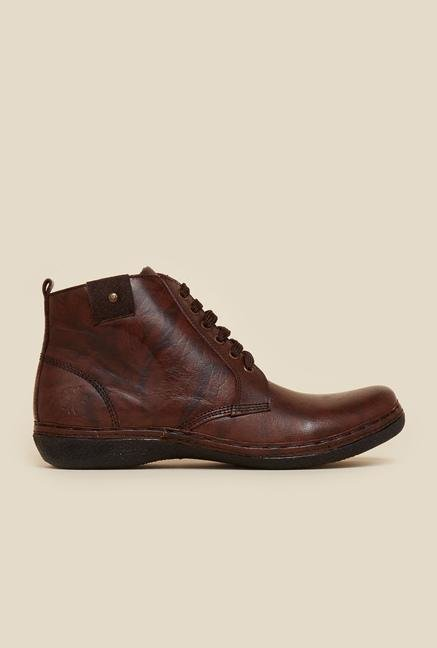 Buckaroo Foster Brown Casual Boots