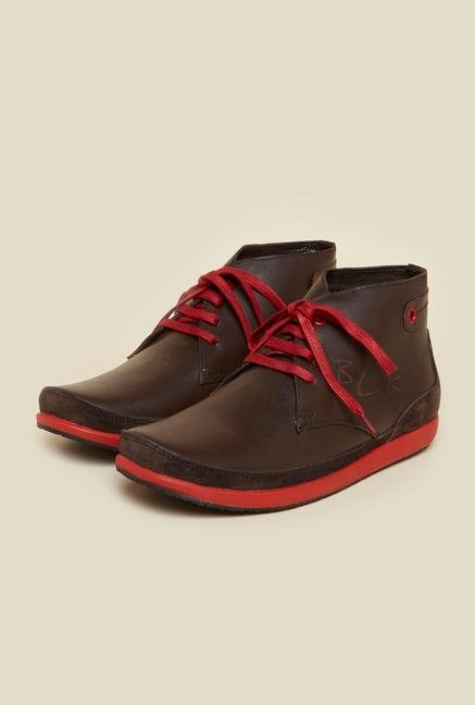 Buckaroo Farias Brown Casual Boots