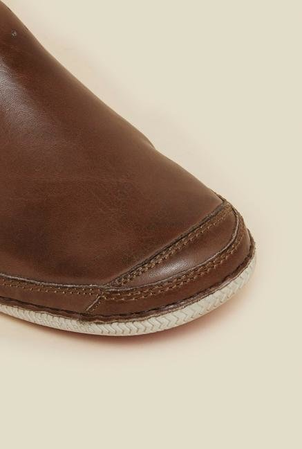 Buckaroo Slagron Brown Loafers