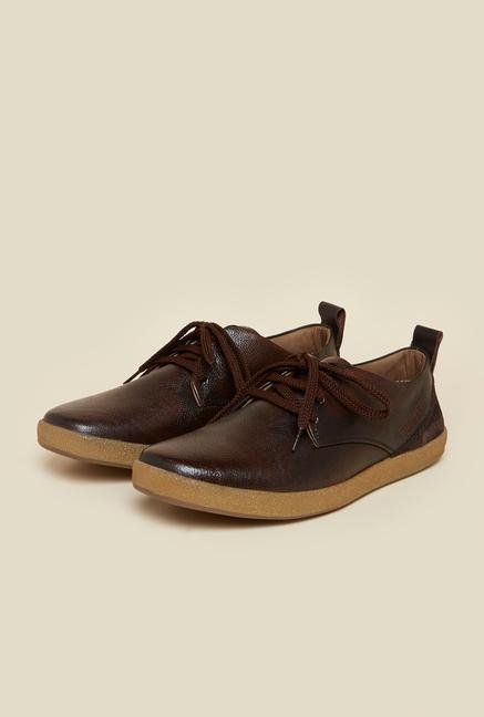 Buckaroo Gibson Brown Derby Shoes