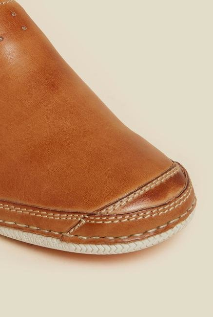 Buckaroo Slagron Tan Loafers