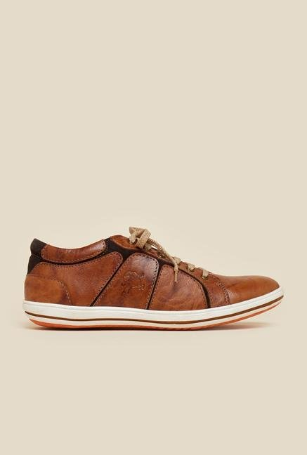 Buckaroo Ryan Tan Derby Shoes