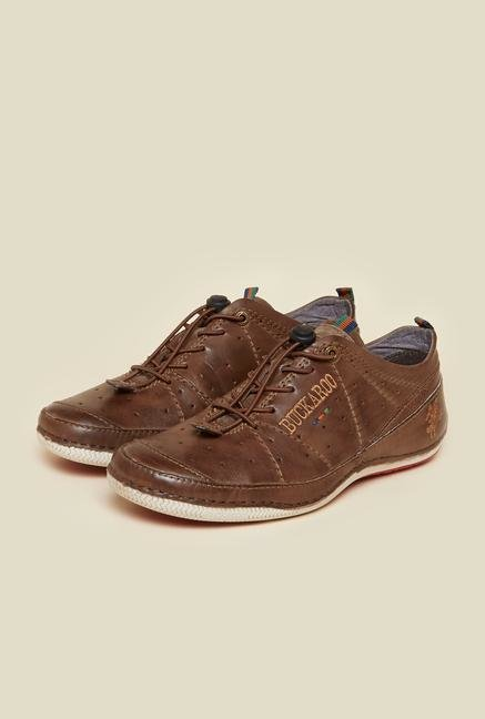 Buckaroo Feliton Brown Brogue Shoes