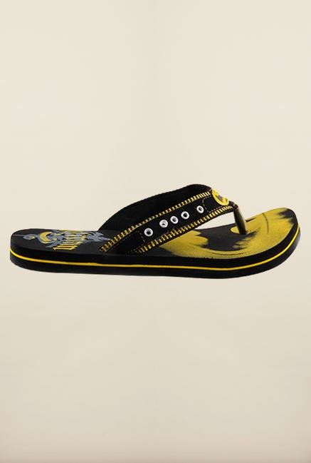 Batman Black Flip Flops