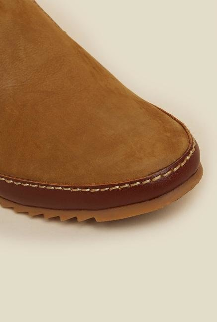 Buckaroo Destin Brown Loafers