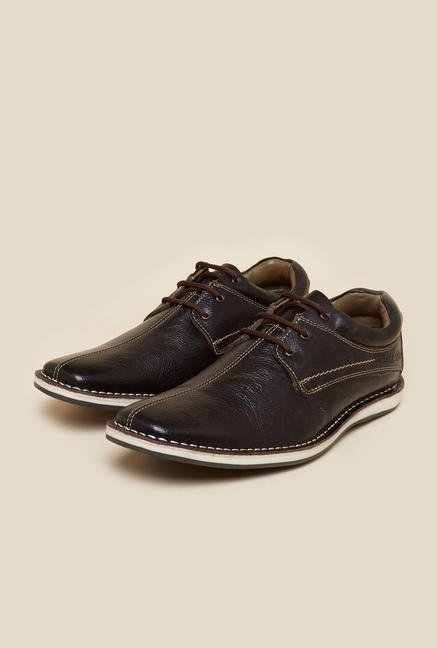 Buckaroo Playa Y Brown Derby shoes