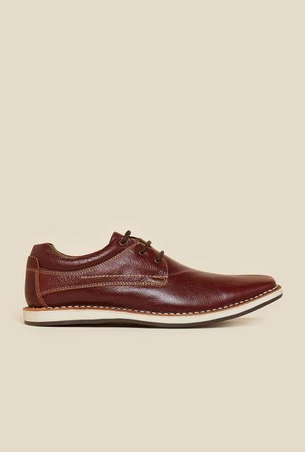 Buckaroo Playa Y Tan Derby shoes