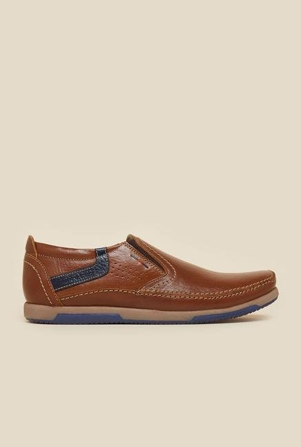 Buckaroo Beltran Tan Loafers
