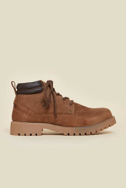 Buckaroo Cooper Light Brown Casual Boots