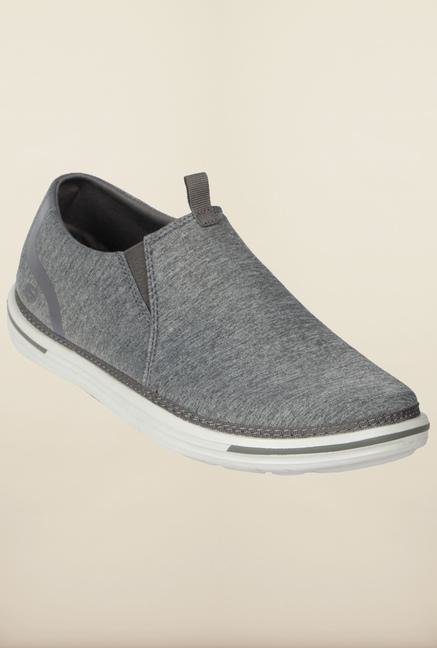 Skechers Landen Grey Casual Sneakers