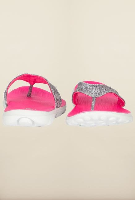 Skechers On-The-Go - Flow Pink Flip Flops