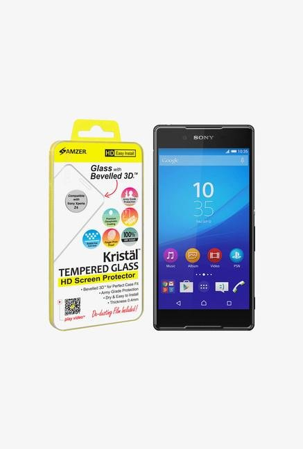 Amzer Kristal Tempered Glass Screen Protector for Xperia Z3+