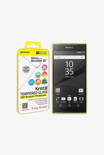 Amzer Kristal Tempered Glass Screen Protector for Xperia Z5C