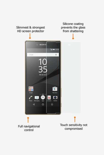 Amzer Kristal Tempered Glass Screen Protector for Xperia Z5P