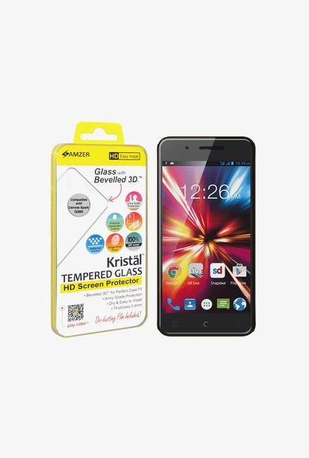 Amzer Kristal Tempered Glass for Canvas Spark Q380