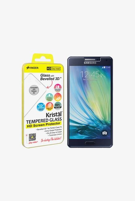 Amzer Kristal Tempered Glass Screen Protector for Samsung A5