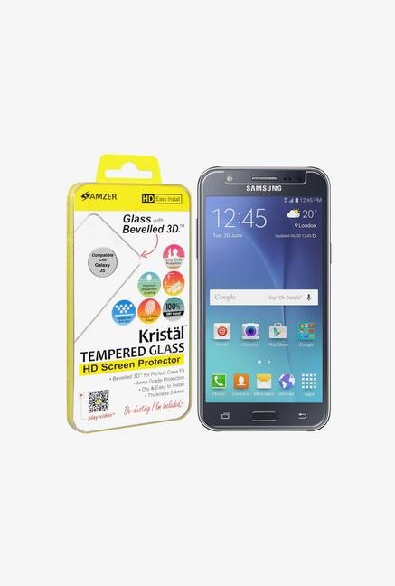 Amzer Kristal Tempered Glass Screen Protector for Samsung J5