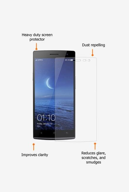 Amzer Kristal Clear Screen Protector for OPPO Find 7