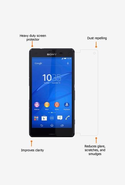 Amzer Kristal Clear Screen Protector for Xperia Z4 Compact