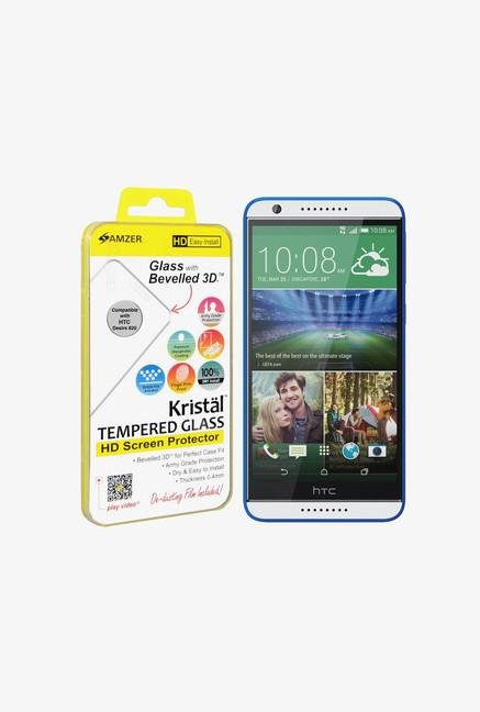 Amzer Kristal Tempered Glass for HTC Desire 820