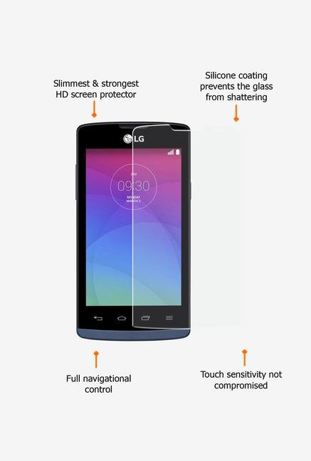 Amzer Kristal Tempered Glass Screen Protector for LG JoyH220
