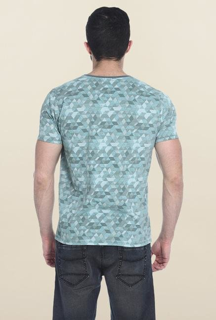 Basics Green Slim fit T-Shirt