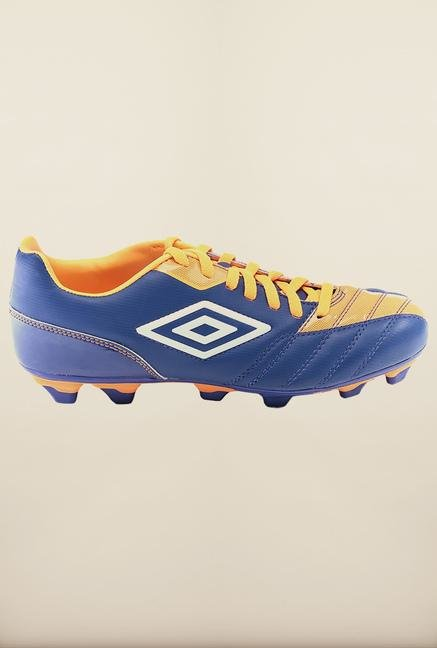 Umbro Black & Yellow Football Shoes