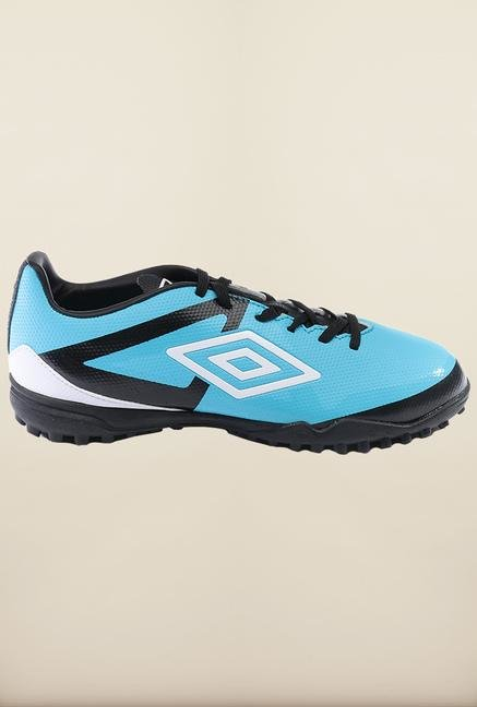 Umbro Blue & Black Football Shoes