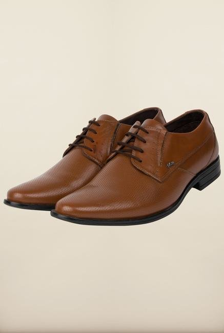 b24ec82d Buy Lee Cooper Tan Formal Shoes Online at best price at TataCLiQ