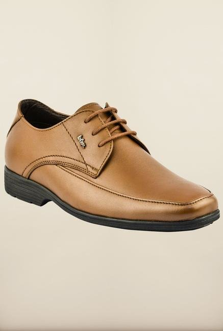 Lee Cooper Tan Formal Shoes