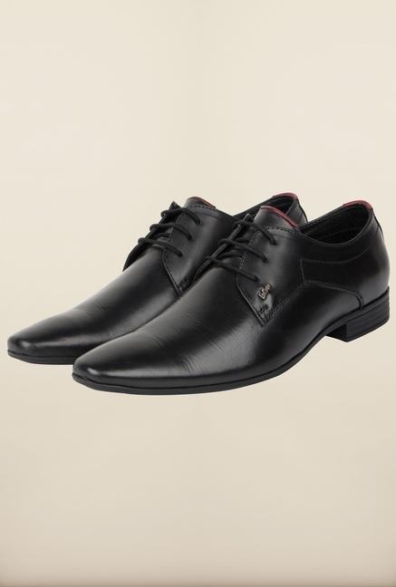 9d96cf51 Buy Lee Cooper Black Formal Shoes Online at best price at TataCLiQ
