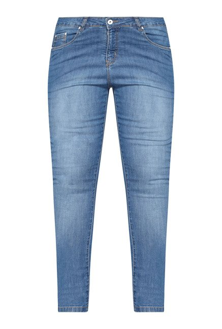 Gia Blue Rinse Washed Jeans