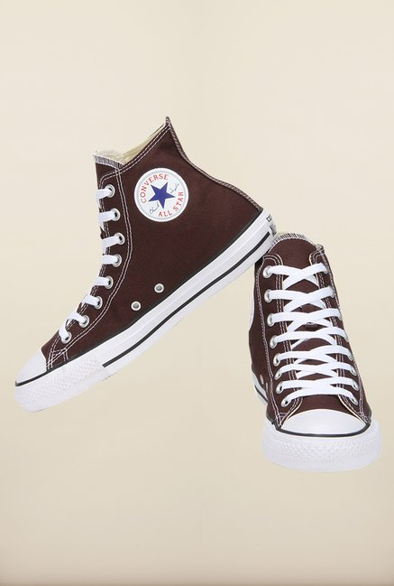 Converse Burnt Umber Sneakers