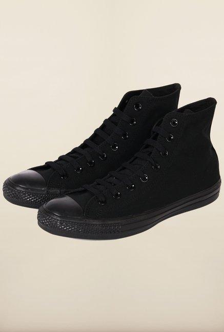 b42204724547 Buy Converse Mono Black Sneakers Online at best price at TataCLiQ