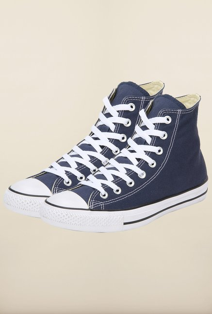 Converse Navy Sneakers